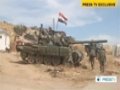 [25 Sept 2013] Syrian army launches operation to secure border with Lebanon - English