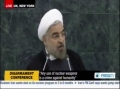 [26 Sept 2013] Iran President Speech at UN General Assembly - Part 2 - English
