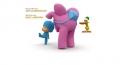 Kids Cartoon - POCOYO - Runaway hat - English