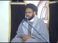 [Majlis Barsi Shaheed Sheeraz] H.I Sadiq Taqvi - Urdu