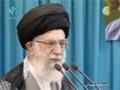 Supreme Leader Sermon during Eid ul-Fitr Prayers - 09/08/2013 - Farsi