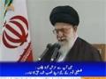 صحیفہ نور   Freedom for Palestine not difficult than Iranian Freedom - Rehbar Khamenei - Urdu
