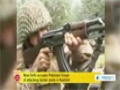 [23 Oct 2013] India accuses Pakistani troops of attacking border posts - English