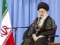 دیدار كارگزاران حج - Sayyed Ali Khamenei with Hajj Agents - 20Sep2013 - Farsi