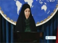 [29 Oct 2013] Iran Foreign Ministry Spokeswoman Marzieh Afkham Press Conf. - Part 2 - English