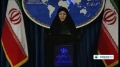 [29 Oct 2013] Iran Foreign Ministry Spokeswoman Marzieh Afkham Press Conf. - Part 4 - English