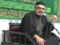Eid e Ghadeer - Speech to Shia Sunni brothers by Syed Ali Murtaza Zaidi in Berlin 22Oct2013 - Urdu