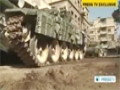 [03 Nov 2013] Exclusive Syrian army fights with militants in al-Qaboun region - English