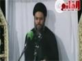 [02] Muharram 1435 - Nizam e Haq aur Qiyam e Hussain (a.s) - H.I Aqeel Ul Gharavi - Urdu