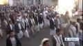 [08 Nov 2013] Yemen Houthis hold demo in Sana - English