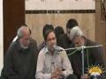 [Soaz Khuwani] Muharram 1434 خیمے دریا پہ کئے جب کہ شہ والا نے Shaheed Ustad Sibte Jaffer -Urdu