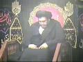 [07] Patience | Maulana Sartaj Zaidi | Muharram 1435 | Urdu