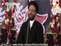 [07] Muharram1435 - Deen Fehmi Main Mushkilaat - H.I. Zaki Baqri - Urdu