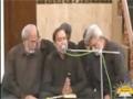 [Soaz Khuwani] Muharram 1434 جب نہ اعدا سے کسی طرح صفائی ٹھری Shaheed Ustad Sibte Jaffer - Urdu