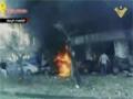 [22 Nov 2013] تمثيل جريمة الهجوم الانتحاري على السفارة الايراني - Arabic
