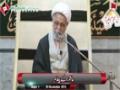 [01] Muharram 1435 - Aashoor Kay Paigham - H.I Ghulam Abbas Raisi - عشرہ ثانی - Urdu