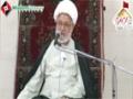 [04] Muharram 1435 - Imam Hassan AS Ki Sulah aur Imam Hussain Kay Qayam Ki Wajohat - H.I Ghulam Abbas Raisi - Urdu