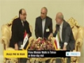 [04 Dec 2013] Prime Minister Maliki in Tehran on 3-day visit - English