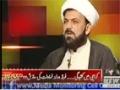 [Media Watch] Allama Agha Askari کیا کراچی آپریشن ناکام ہوچکا ہے؟ - Urdu