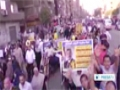 [27 Dec 2013] Pro Morsi protesters defy security crackdown - English