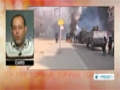 [03 Jan 2014] Egyptian police fire tear gas, birdshot at anti-govt. protest in several cities - English