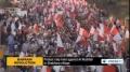 [03 Jan 2014] Protest rally held against Al Khalifah in Shakhora village - English