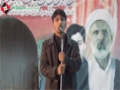 [Chehlum Shaheed Didar Ali Jalbani] Speech Farzand-e Shaheed Jalbani - 03 Jan 2014 - Urdu