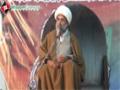[Chehelum Shaheed Didar Ali Jalbani] Speech H.I Raja Nasir Abbas - 03 Jan 2014 - Urdu