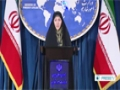 [21 Jan 2014] Iran Foreign Ministry Spokeswoman Weekly Press Conf. (P.2) - English