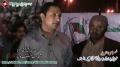 [22 Jan 2014] Karachi Dharna - Interview Khurram Shehzad - PTI MPA - Urdu
