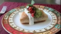 Chicken Mushroom Chimichanga - How to Make a Chimichanga (Oven Fried Burrito) - English