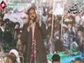 [کراچی نمائش یکجہتی دھرنا] Saneha e Mastung   Speech : Janab Qaisar Iqbal Qadri - 23 Jan 2014 -Urdu