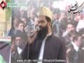 [کراچی نمائش یکجہتی دھرنا] Saneha e Mastung | Speech : Janab Qazi Ahmed Noorani - 23 Jan 2014 -Urdu