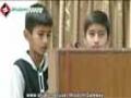 [Seminar] Naat Br. Mustafa and Mujtaba - 26 Jan 2014 - Danishgah Imam Sadiq (A.S) - Urdu