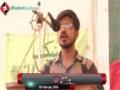 [یوم مصطفی ص] Naat : Br. Zain Ali - 04 Feb 2014 - Karachi University - Urdu