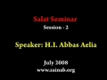 Salaat Seminar in Seattle - Part 05 (abbasayleya.org) English