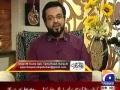 [Alim Online] جنگ اور امن - H.I Mirza Yusuf - 12 Feb 2014 - Urdu