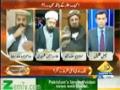 [Hum Sub] Capital News | Kya Aman Sirf Muzakaraat Se Mumkin Hai - H.l Amin Shaheedi - 16 Feb 2014 - Urdu