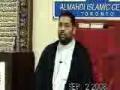 Benefits of Ramadhan - Asad Jafri - Sept 2 2008 - English