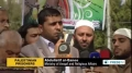 [23 Feb 2014] Gazans protest in solidarity with prisoners in Israeli jails - English
