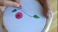 Hand Embroidery: Chemanthy Work Embroidery Sis. Shagufta Saad - Urdu