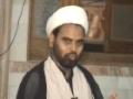 Fariyad e Imam Ali (as) - 2 | Agha Jaun | 21 Ramadhan 1430 (Mahuva Gujarat) - Urdu