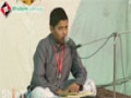 [Barsi Shaheed Ustad Sibte Jaffer] Tilawat : Qari Wajahat - 15 Mar 2014 - Urdu