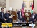 [26 Mar 2014] US secretary of state meets Acting PA Chief Abbas in Jordan - English