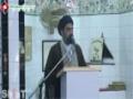 [Khutba e Juma] H.I Ahmed Iqbal - Husn-e-Mashrat - 21 March 2014 - Urdu
