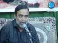Ulema Jootian Seedhi Karte Hain - Shaheed Ustad Sibt e Jafar - Ayyame Fatimayah 2011 (Qum) - Urdu