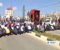 [04 Apr 2014] israeli forces attack Palestinian protesters near Ramallah - English