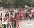 [07 Apr 2014] Lahore protest slams govt. for receiving Saudi aid - English