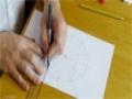 How to draw an Islamic geometric pattern: Ayyubid Star.