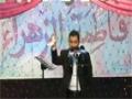 {04} [Live Program] Milad Fatima Zahra (S.A) - Ya Maddah Ya Maddah - Aba Thar Halwaji - Arabic